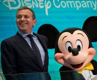 Disney jumps after Morgan Stanley boosts its outlook for Netflix competitor Disney Plus
