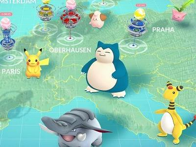 Pokemon Go Is Letting Players Nominate PokeStops