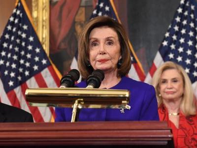 House Democrats unveil 2 articles of impeachment against Trump, charging him with abuse of power and obstruction of Congress