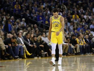 Stephen Curry injury update: Warriors G will not play during 3-game road trip