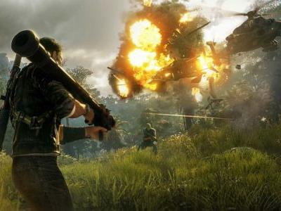 Just Cause 4 review: A chaotic and addictive open world experience