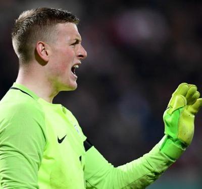 Pickford can handle being England No.1 at World Cup - Kirkland