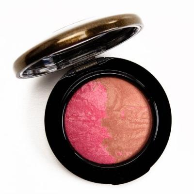 MAC x Jade Jagger Perfect Bronze Mineralize Blush Duo Review, Photos, Swatches