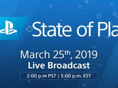 PlayStation State of Play Broadcast to Feature New Updates and Announces for PS4 and PSVR