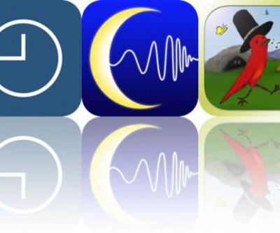 Today's Apps Gone Free: Time Manager, Sleep Better and Striding Bird