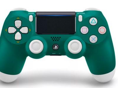 PS4 DualShock Gets Another Color Makeover