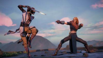 Absolver Now Available on PS4 and PC