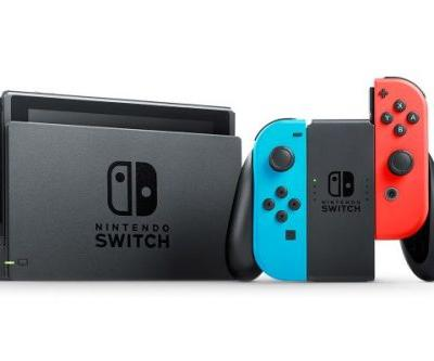Best Nintendo Switch Black Friday gaming deals 2017 - Switch bundles, 3DS consoles and game sales