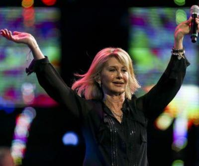 'I will win': Olivia Newton-John diagnosed with cancer for third time