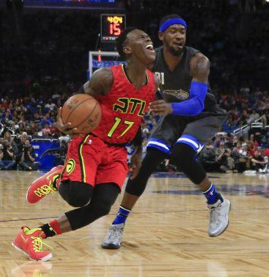 Ross provides spark for Magic in 105-86 win over Hawks