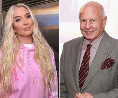 Erika Jayne: Tom Girardi was unconscious for 12 hours after 2017 car wreck