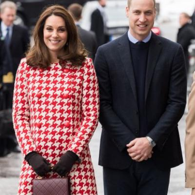 It's a Prince! Kate Middleton Gives Birth to Her Third Royal Baby With Prince William