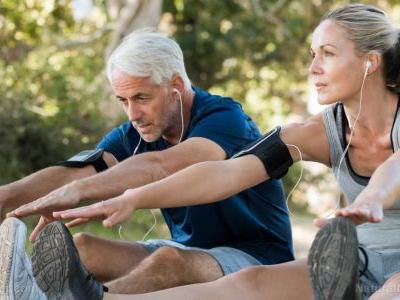 Increasing your physical activity over 6 years in middle age significantly reduces your risk of heart failure