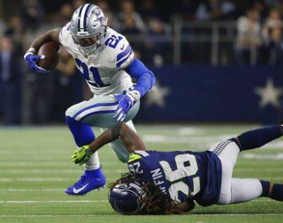 Wild-card game: Cowboys, Elliott power past Seahawks for 24-22 win