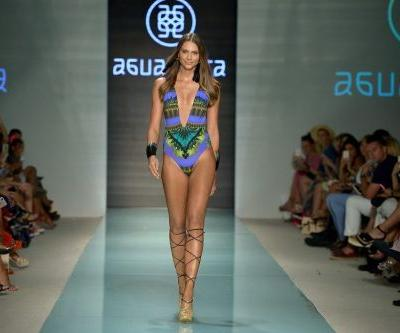 Peruvian Swimwear Company Aguaclara Takes Us to the Amazon for 2017 Miami Swim Week Runway Show