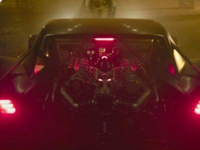 'The Batman' Concept Art Gives Us a Better Look at the New Batmobile