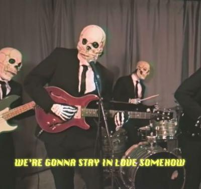 """Gerard Way's Halloween Song """"Baby You're a Haunted House"""" Slaps"""