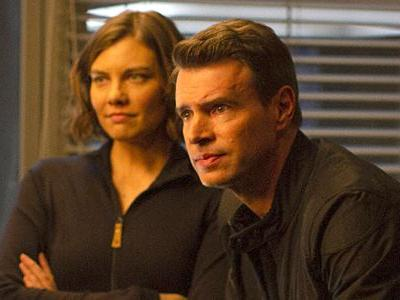Scott Foley Posts Tearful Video After ABC Cancels Whiskey Cavalier