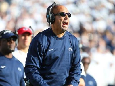 Five reasons why Penn State coach James Franklin is the worst