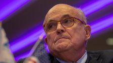 Rudy Giuliani Quits Law Firm After Wild Week Of Interviews