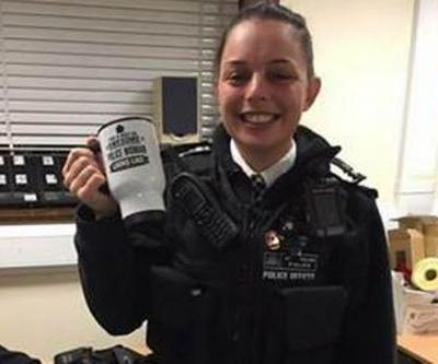 Police officer given a year to live after doctors find seven tumours in her brain