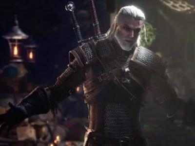 The Witcher is coming to Monster Hunter: World along with a huge expansion