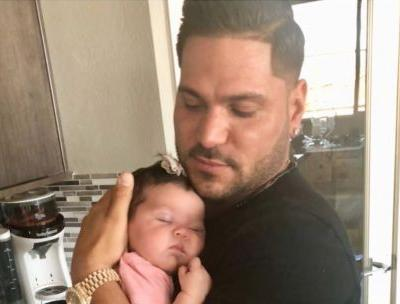 The Roommates Urge Ronnie Magro-Ortiz To File For Joint Custody Of His Daughter During Emotional 'Jersey Shore' Moment