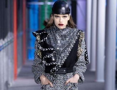 Louis Vuitton ends Paris fashion week with night in two museums