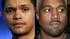 Trevor Noah Taunts Fox News Over Kanye West's Support Of Donald Trump