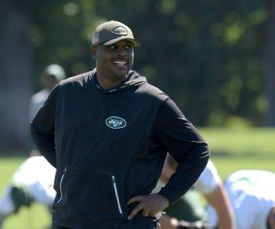 Jets coordinator will miss game with 'serious' illness