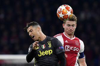De Ligt not fazed by price tag after Juventus move