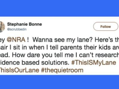 Doctors Slam NRA For Telling Them To 'Stay In Their Lane' About Gun Violence
