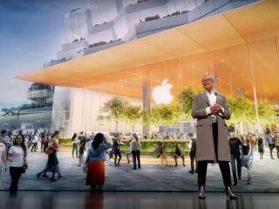 Angela Ahrendts calls Thailand's first Apple store 'the fullest expression of everything that Apple's doing'