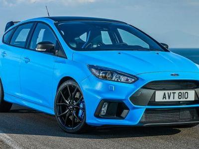 Enjoy An Enhanced Driving Experience With The New Ford Focus RS Edition