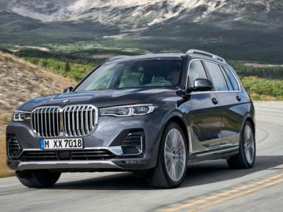 2019 BMW X7: Jesus Christ This Thing Is Huge