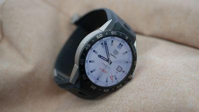 Tag Heuer has a hybrid Android Wear smartwatch on the way