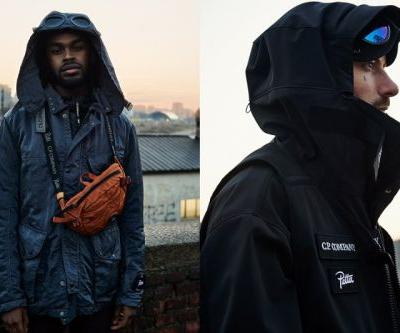 C.P. Company & Patta Unveil Functionally-Driven SS19 Capsule Collection