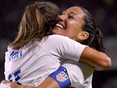 USWNT gets first win in World Cup year, defeats Spain 1-0