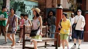 UNWTO: Chinese tourists biggest spenders in the world