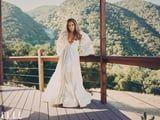 J Lo's White Gown in Elle Magazine Only Reminds Us of 1 Thing: A Wedding Dress