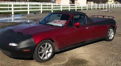 There's A Stretched Mazda MX-5 Pickup Truck Conversion For Sale, No, Seriously