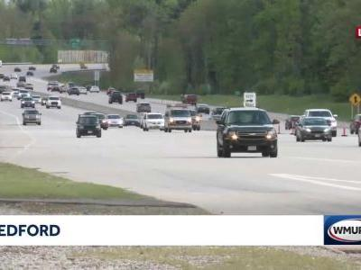 Drivers hit roads for Memorial Day weekend