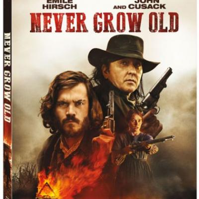 Western 'Never Grow Old' Headed to Blu-ray, DVD, Digital This May