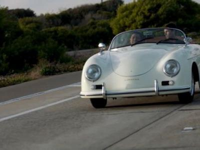 This Electric-Converted Porsche Speedster is the Perfect Way to Modernize a Classic