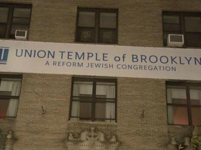 New York synagogue desecrated with anti-Semitic graffiti