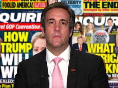 National Enquirer Publisher Admits to Working 'In Concert' With Trump Campaign to Cover Up Karen McDougal Affair