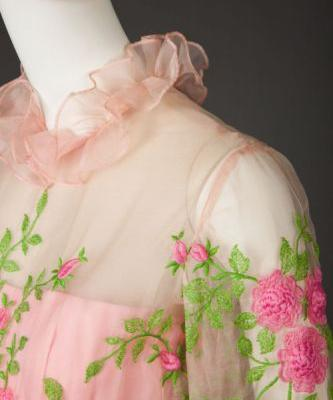 Up Close: Dress by Malcolm Starr, 1970s