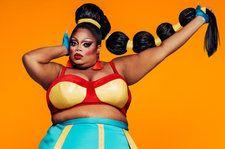 'Drag Race' Finalist Silky Nutmeg Ganache Gets Real About Fan Hatred: 'I Fell Into a Depression'