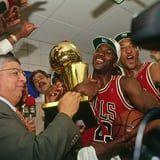 Get Excited, Ballers: Michael Jordan's The Last Dance Docuseries Is Airing 2 Months Early