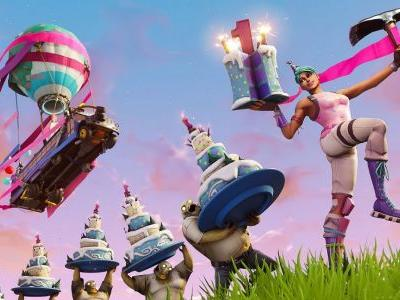 Fortnite Had 78.3 Million Players in August 2018
